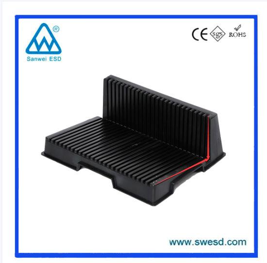 5x L-Style Antistatic PCB ESD Rack 265 x 205 x 95 mm
