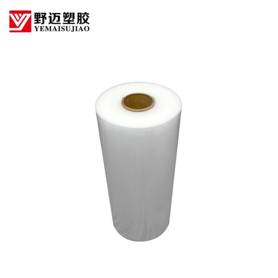 Factory Price Cast LLDPE Shrink Wrap Transparent Pallet Stretch Film