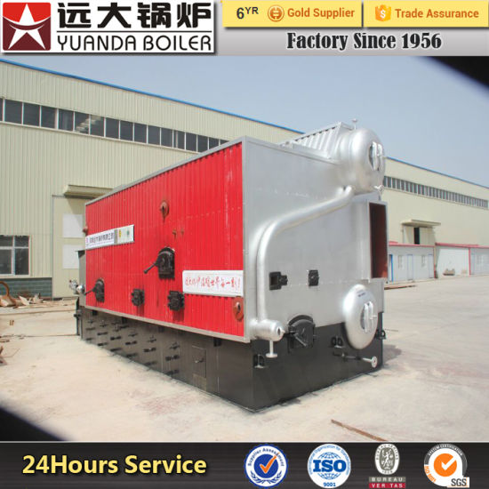 China Biomass Coal Steam Boiler with Steam Turbine Used in Factroy ...