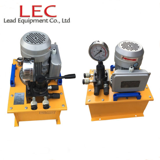 Electric Hydraulic Pump >> Post Tension Electric Hydraulic Oil Pump Used With Jacks