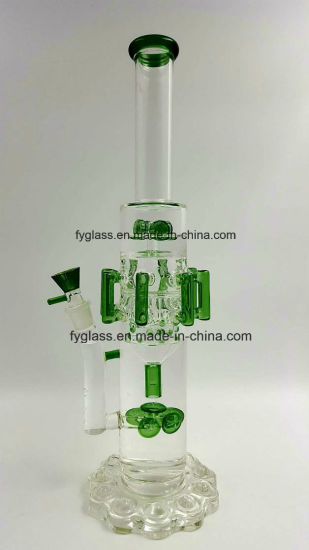 Glass Water Pipe with Cool Heaviest and Beatiful Water Recycler pictures & photos