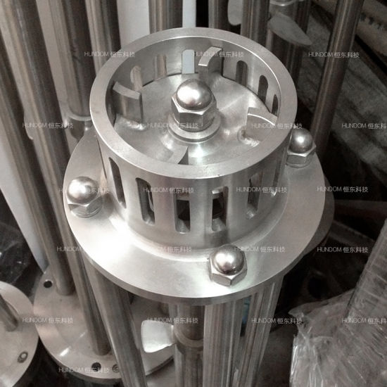 Stainless Steel Small Lab Emulsifier Mixer pictures & photos