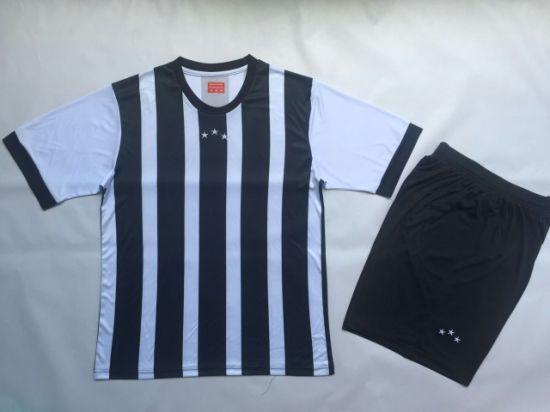 59070fe56 Customized Printing Original Football Uniform Cheap Sublimated Custom  Soccer Jerseys. Get Latest Price