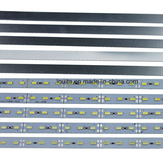 DC12V SMD5630 72LEDs Rigid LED Light Bar pictures & photos