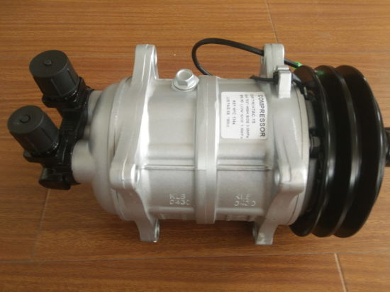 Agricultural Machinery Auto A/C Compressor 145cc pictures & photos