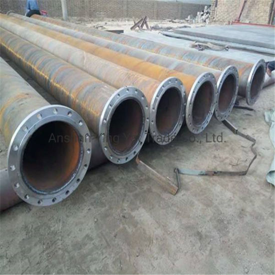 Provide Flange Seamless Welded Steel Pipe From Molly