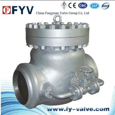 API6d Forged Steel Swing Check Valve pictures & photos