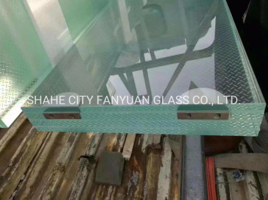 Ultra Clear Float Glass/Laminated Glass/Colored Tinted Glass/Window Glass for Safety Building Glass