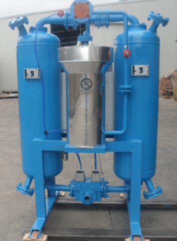10bar Adsorption Externally Heated Regenerative Air Dryer (KRD-20MXF)