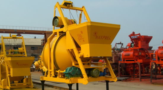 500L Electric Concrete Mixer Jzc500 pictures & photos