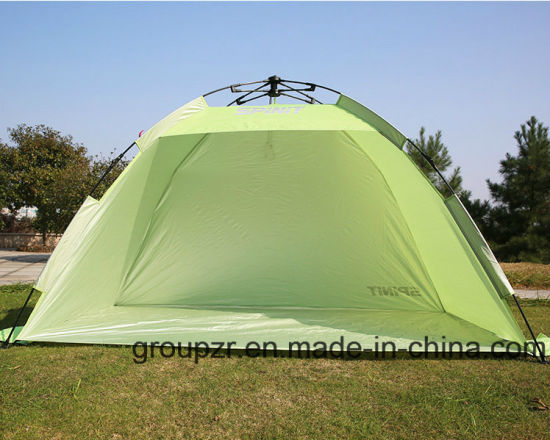 Outdoor Sun Shade Camping Tent Automatic Beach Tent pictures & photos
