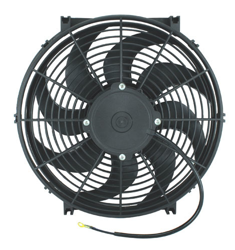 Car Radiator Cooling Fan Electronic Cooling Fan for The Auto Air-Conditioner Parts