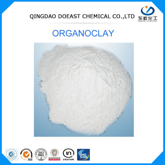 Organoclay for Solvent-Based Systems of Low, Medium and High Polarity for Oil Driling
