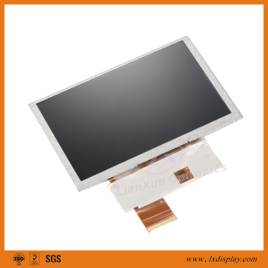 "Popular Model 5"" 40 Pins 800*480 Resolution TFT LCD Display Module Wide Viewing Angel pictures & photos"
