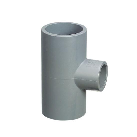 Era UPVC/PVC/Plastic/Pressure Pipe Fitting Reducing Tee Schedule 40 (ASTM D2466) NSF-Pw & Upc