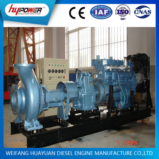 Competitive Price Industrial Diesel Water Pump pictures & photos