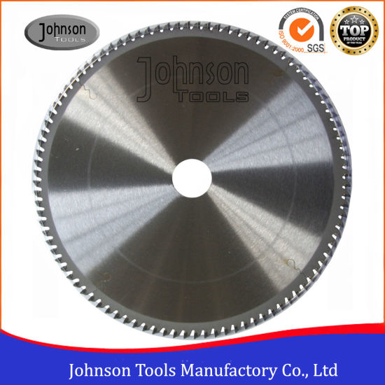 110-500mm Tct Circular Saw Blades for Aluminum with Tcg Type pictures & photos