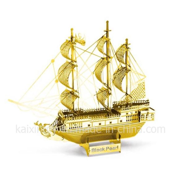 DIY Game Puzzle Model Metal 3D Puzzle (10244341) pictures & photos