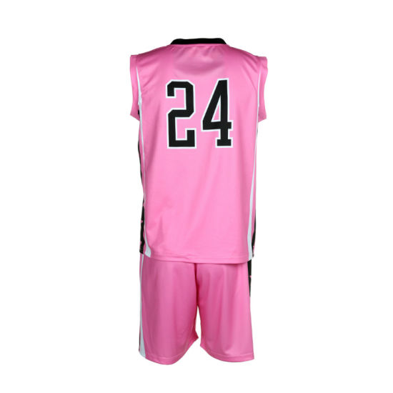 China Manufacture Wholesale Basketball Wear Sublimated Custom Cheap Basketball Uniforms pictures & photos