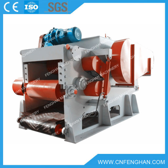 30-35t/H Efb Chipper Crusher/Drum Type Palm Crusher/Ly-3085A/Large Capacity/ Safe Equipments pictures & photos