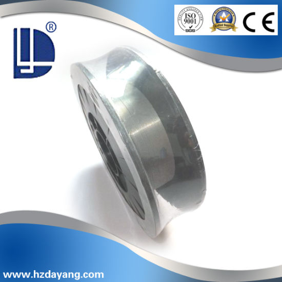China Small Spatters Stainless Steel Welding Wire Er307