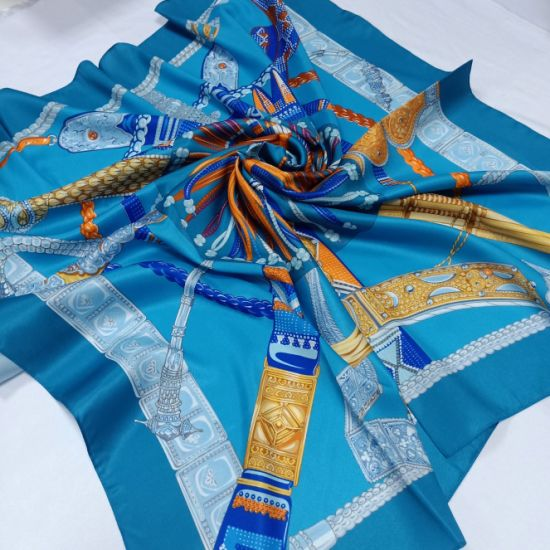 Women's Festival Infinity Versatile Fashion Scarf Head Wrap