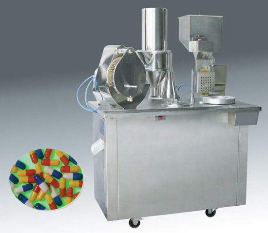 Jtj-a Semi-Automatic Capsule Filling Equipment pictures & photos