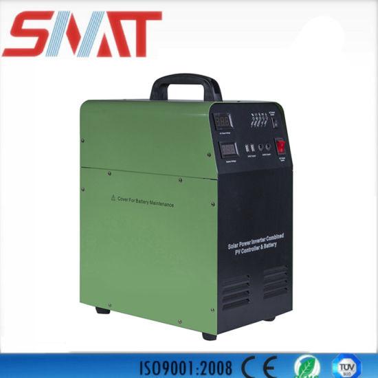 300W 12V Solar DC to AC Power System with MPPT
