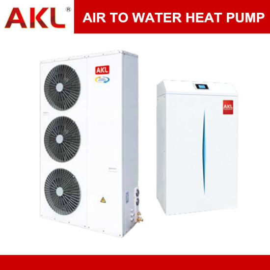 2015 Fashion Evi Air Source Split Heat Pump Water Heater