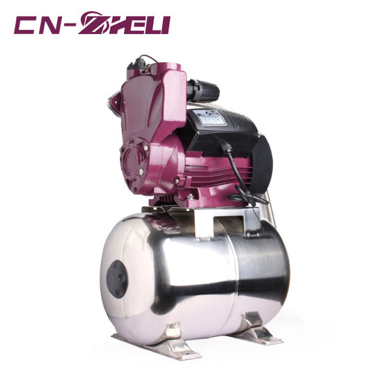 Top Quality Automatic Pressure Control Water Pump Booster Automatic Water Pump