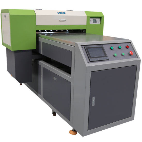 Hot Sale CE ISO Approved Hard Material Printed A1 UV Printing Machine pictures & photos