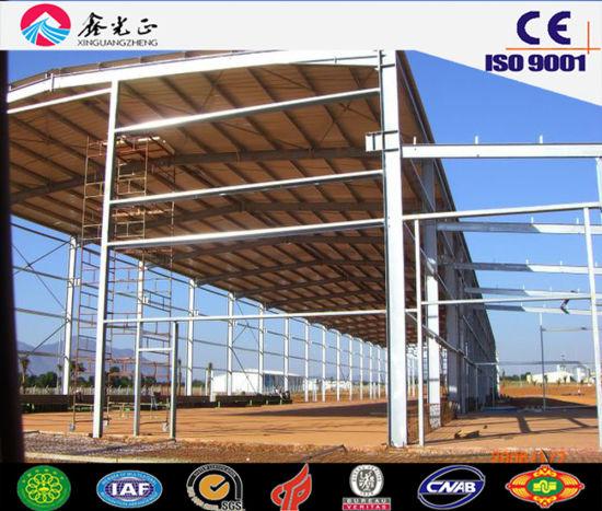 Pre Engineered Steel Building, Workshop, Warehouse