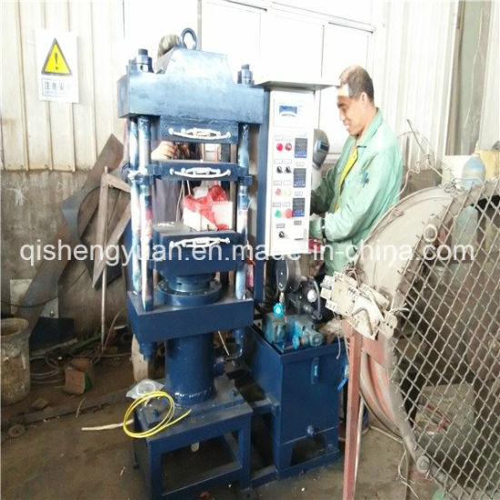China Export to Vietnam Waste Tyre Recyling Line - China
