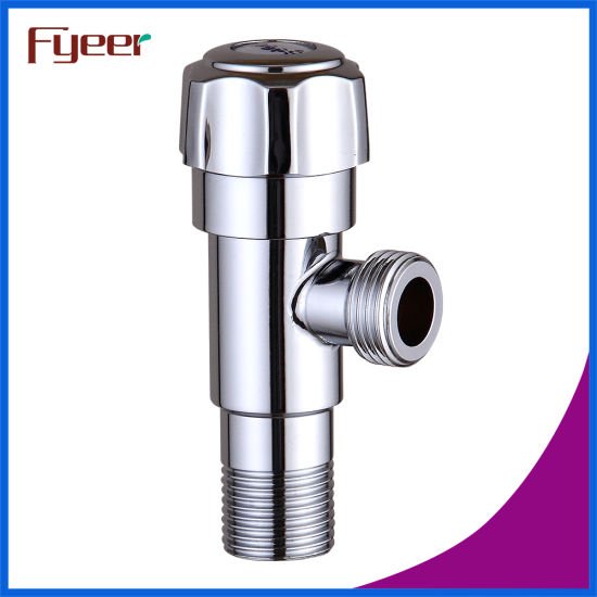 Fyeer Factory Price Cheap Stainless Steel Angle Valve