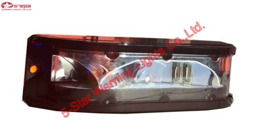 180 Degree Mirror LED Emergency Vehicle Warning Light pictures & photos