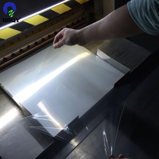 Best Selling Micron Transparent Rigid Plastic APET Sheet Roll