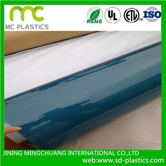 China Vinyl Clear Transparency Sheet Used For Window Protection