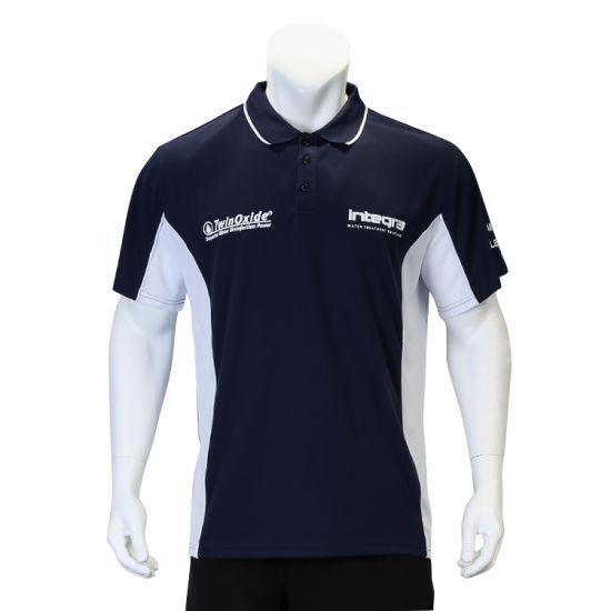 7d4e992f Healong Retro Digital Print Men Custom Polyester Golf Polo Shirt pictures &  photos