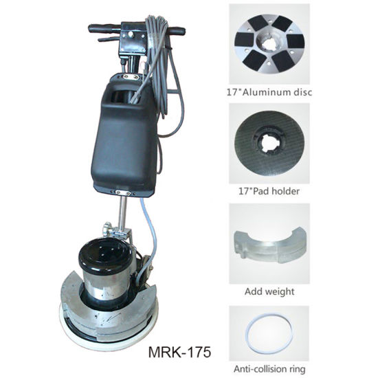 Multifunctional Marble Floor Polishing Machine 17 Single Disc Floor Buffer