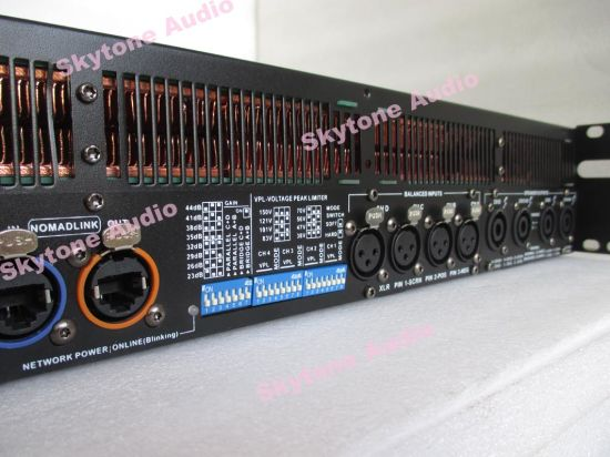 Fp10000q 4 Channels Digital Audio Power Amplifier pictures & photos