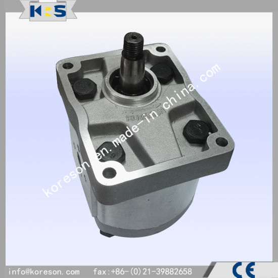 Hydraulic Gear Pump KC25X for FIAT Tractor pictures & photos