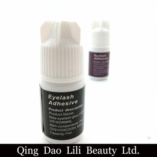 fa2b6bc4757 Private Label Eyelash Adhesive 7ml, Waterproof False Eyelash Glue pictures  & photos