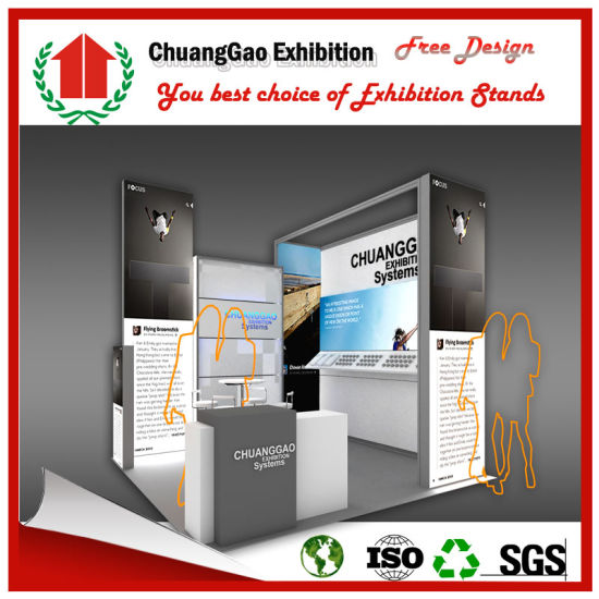 Exhibition Booth Price : China octanorm system exhibition booth standard