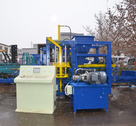 Qt4-15 Automatic Block Production Machine Brick Machine Price pictures & photos