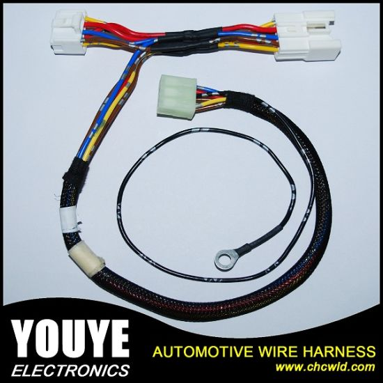 china truck car auto cable engine wiring harness china wire
