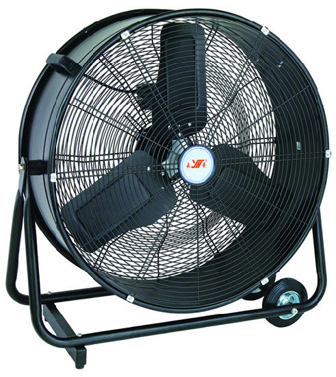 SAA Electric Pedestal Fan with Wheels pictures & photos