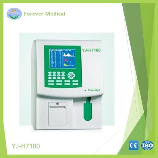 China 3 Part Hospital Three Part Hematology Analyzer - China
