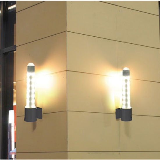 Courtyad Top Quality Best Chinese Supplier Waterproof IP55 Outdoor LED Wall Lamp