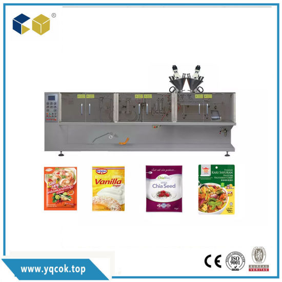 Ketchup Small Sachet Automatic Filling Packaging Packing Machine