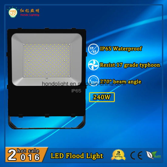 60W 80W 100W 120W 150W 180W 200W 250W LED Outdoor Light LED Flood Light pictures & photos